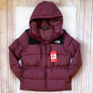 The North Face UX Down Hooded Puffer Jacket RTO